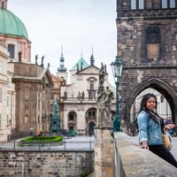 Personal photo shooting in Prague