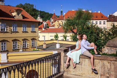 Julia & Vlad - Lovely couple from Russia
